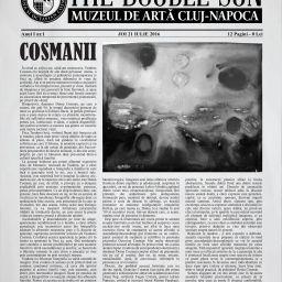 Lansare și dezbatere: THE DOUBLE SUN. Jurnal de expoziție